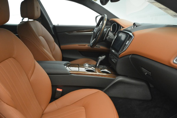 Used 2019 Maserati Ghibli S Q4 for sale Sold at Maserati of Greenwich in Greenwich CT 06830 18