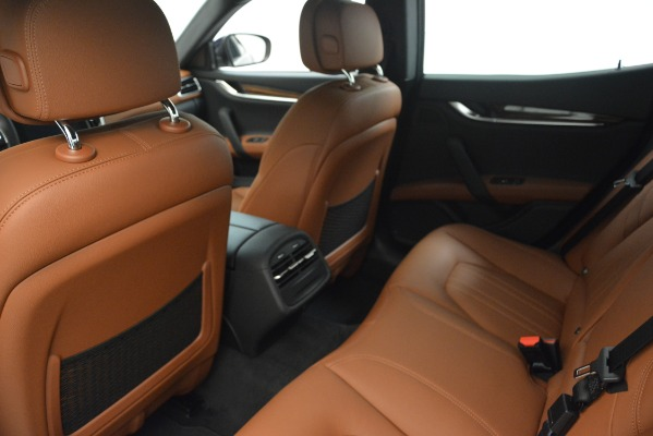 Used 2019 Maserati Ghibli S Q4 for sale Sold at Maserati of Greenwich in Greenwich CT 06830 21