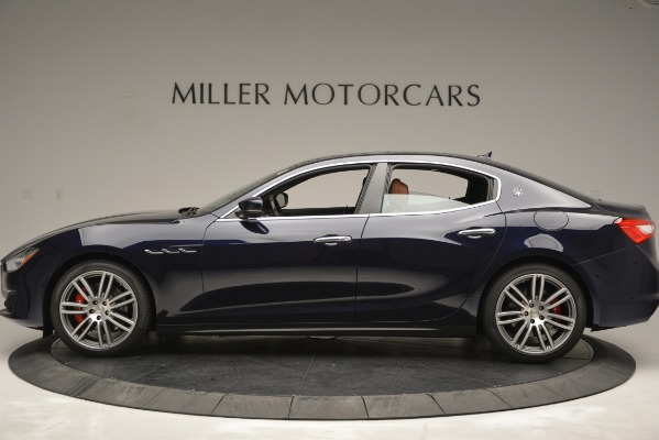 Used 2019 Maserati Ghibli S Q4 for sale Sold at Maserati of Greenwich in Greenwich CT 06830 3