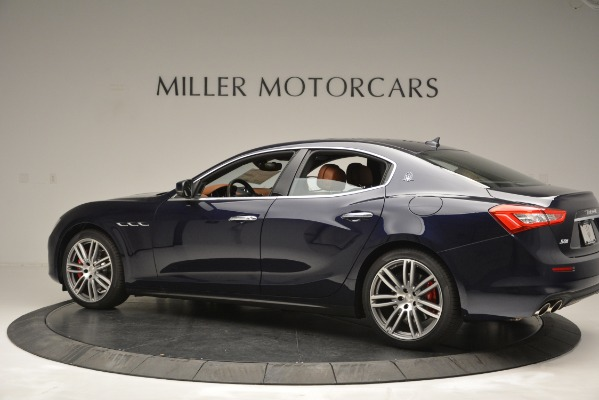 Used 2019 Maserati Ghibli S Q4 for sale Sold at Maserati of Greenwich in Greenwich CT 06830 4