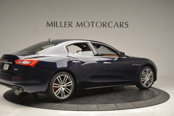 Used 2019 Maserati Ghibli S Q4 for sale Sold at Maserati of Greenwich in Greenwich CT 06830 8