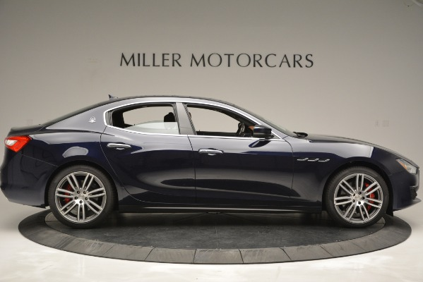 Used 2019 Maserati Ghibli S Q4 for sale Sold at Maserati of Greenwich in Greenwich CT 06830 9