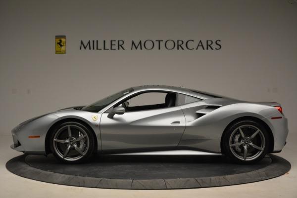 Used 2018 Ferrari 488 GTB for sale Sold at Maserati of Greenwich in Greenwich CT 06830 3