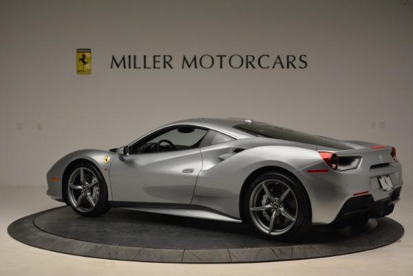 Used 2018 Ferrari 488 GTB for sale Sold at Maserati of Greenwich in Greenwich CT 06830 4