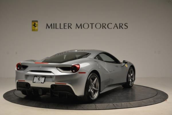 Used 2018 Ferrari 488 GTB for sale Sold at Maserati of Greenwich in Greenwich CT 06830 7