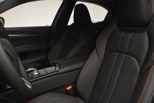 Used 2019 Maserati Ghibli S Q4 GranSport for sale Sold at Maserati of Greenwich in Greenwich CT 06830 15