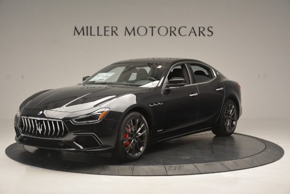 New 2019 Maserati Ghibli S Q4 GranSport for sale $64,900 at Maserati of Greenwich in Greenwich CT 06830 2