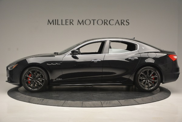 Used 2019 Maserati Ghibli S Q4 GranSport for sale Sold at Maserati of Greenwich in Greenwich CT 06830 3