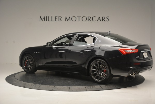 Used 2019 Maserati Ghibli S Q4 GranSport for sale Sold at Maserati of Greenwich in Greenwich CT 06830 4