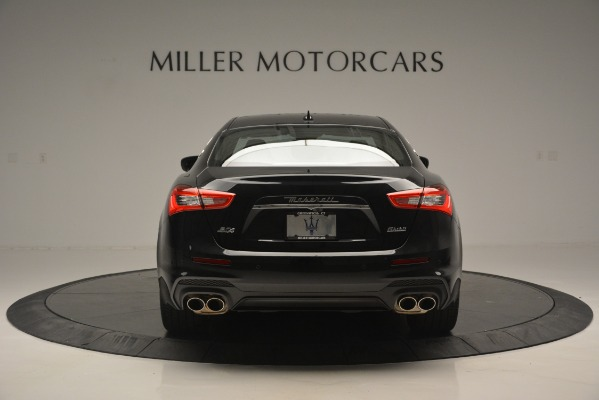 New 2019 Maserati Ghibli S Q4 GranSport for sale $64,900 at Maserati of Greenwich in Greenwich CT 06830 6