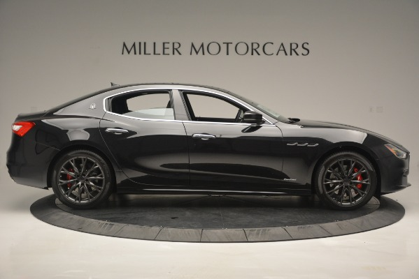 Used 2019 Maserati Ghibli S Q4 GranSport for sale Sold at Maserati of Greenwich in Greenwich CT 06830 9
