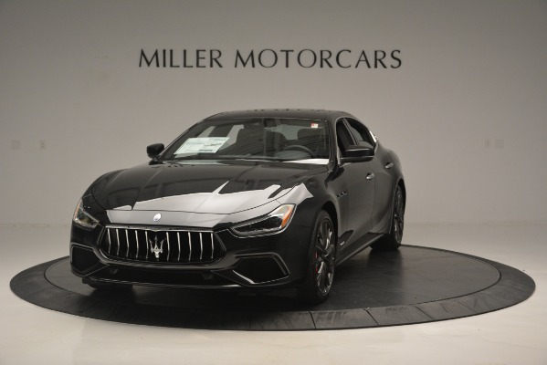 Used 2019 Maserati Ghibli S Q4 GranSport for sale Sold at Maserati of Greenwich in Greenwich CT 06830 1