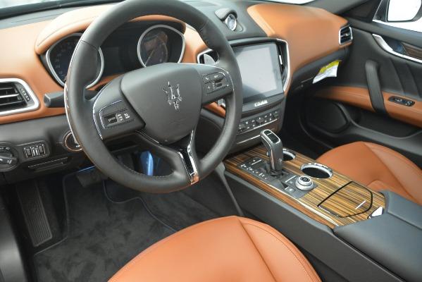 New 2019 Maserati Ghibli S Q4 GranLusso for sale Sold at Maserati of Greenwich in Greenwich CT 06830 13