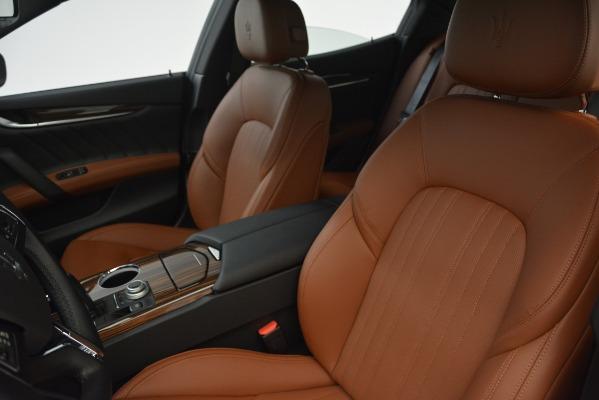 New 2019 Maserati Ghibli S Q4 GranLusso for sale Sold at Maserati of Greenwich in Greenwich CT 06830 15
