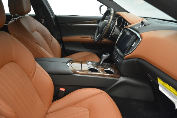 New 2019 Maserati Ghibli S Q4 GranLusso for sale Sold at Maserati of Greenwich in Greenwich CT 06830 21