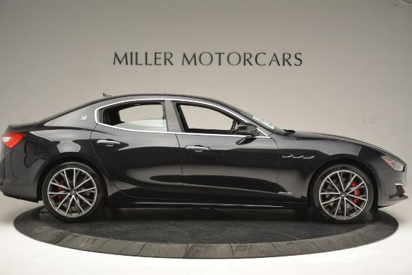 New 2019 Maserati Ghibli S Q4 GranLusso for sale Sold at Maserati of Greenwich in Greenwich CT 06830 9