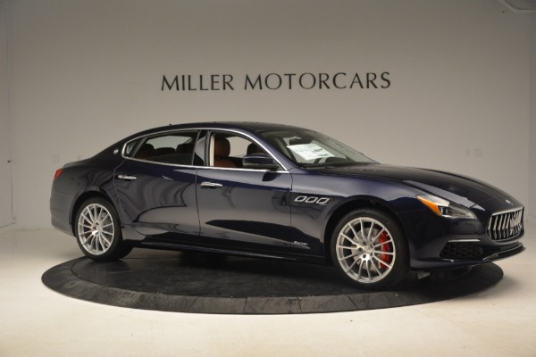 New 2019 Maserati Quattroporte S Q4 GranSport for sale $125,765 at Maserati of Greenwich in Greenwich CT 06830 10
