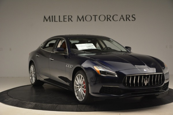 New 2019 Maserati Quattroporte S Q4 GranSport for sale $125,765 at Maserati of Greenwich in Greenwich CT 06830 11