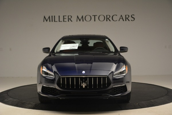 New 2019 Maserati Quattroporte S Q4 GranSport for sale $125,765 at Maserati of Greenwich in Greenwich CT 06830 12