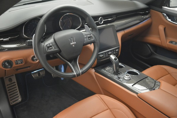 New 2019 Maserati Quattroporte S Q4 GranSport for sale $125,765 at Maserati of Greenwich in Greenwich CT 06830 14