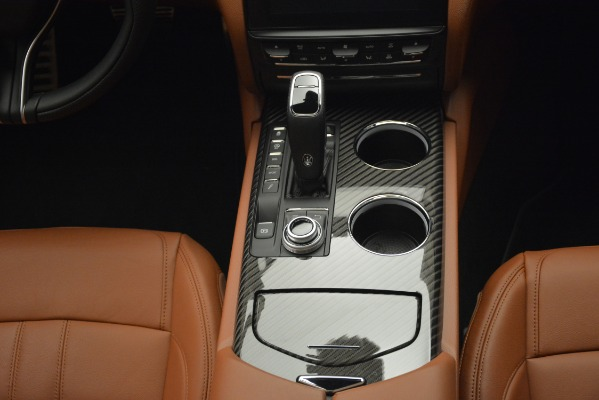 New 2019 Maserati Quattroporte S Q4 GranSport for sale $125,765 at Maserati of Greenwich in Greenwich CT 06830 16