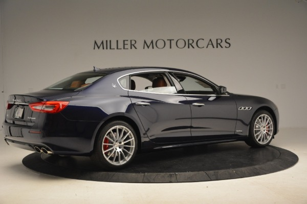 New 2019 Maserati Quattroporte S Q4 GranSport for sale $125,765 at Maserati of Greenwich in Greenwich CT 06830 8