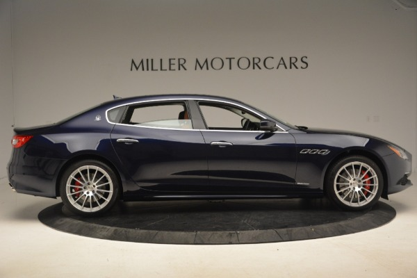 New 2019 Maserati Quattroporte S Q4 GranSport for sale $125,765 at Maserati of Greenwich in Greenwich CT 06830 9