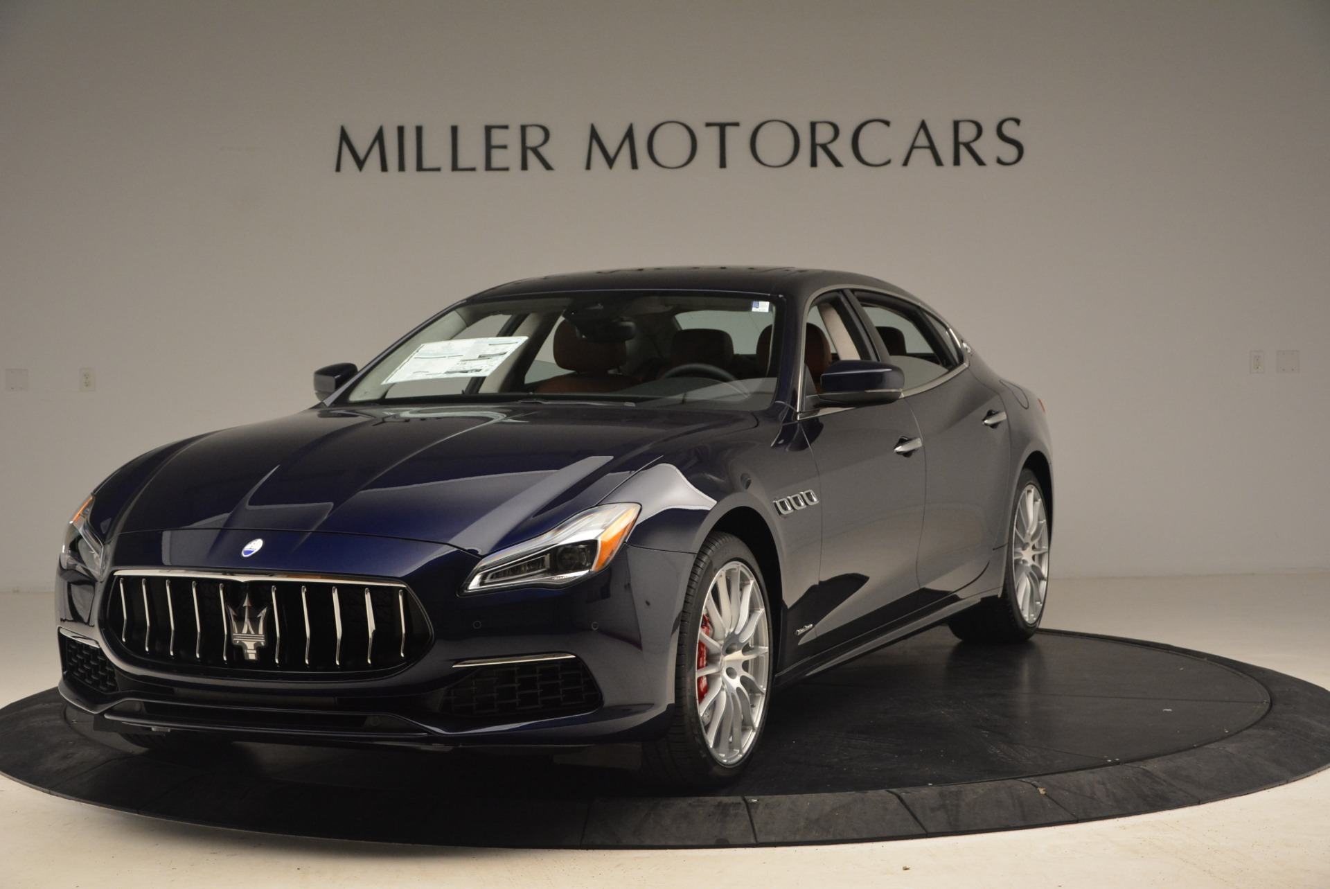 New 2019 Maserati Quattroporte S Q4 GranSport for sale $125,765 at Maserati of Greenwich in Greenwich CT 06830 1