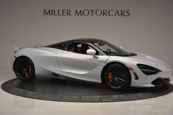 New 2019 McLaren 720S Coupe for sale $344,340 at Maserati of Greenwich in Greenwich CT 06830 10