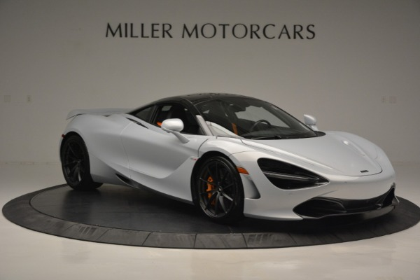 New 2019 McLaren 720S Coupe for sale $344,340 at Maserati of Greenwich in Greenwich CT 06830 11