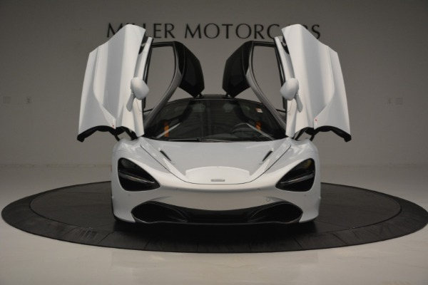 New 2019 McLaren 720S Coupe for sale $344,340 at Maserati of Greenwich in Greenwich CT 06830 14