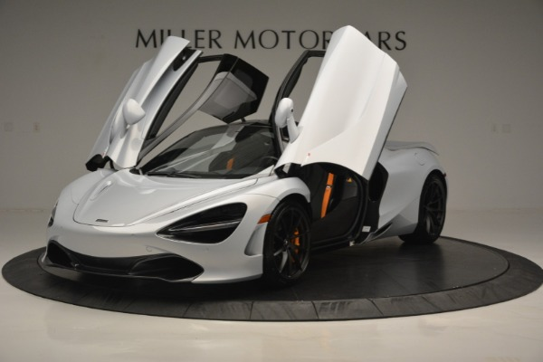 New 2019 McLaren 720S Coupe for sale $344,340 at Maserati of Greenwich in Greenwich CT 06830 15