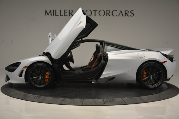New 2019 McLaren 720S Coupe for sale $344,340 at Maserati of Greenwich in Greenwich CT 06830 16