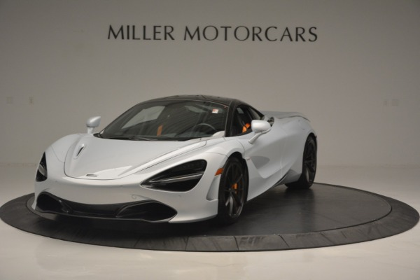 New 2019 McLaren 720S Coupe for sale $344,340 at Maserati of Greenwich in Greenwich CT 06830 2