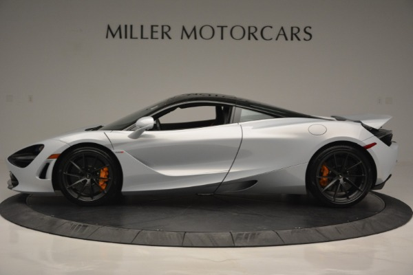 New 2019 McLaren 720S Coupe for sale $344,340 at Maserati of Greenwich in Greenwich CT 06830 3