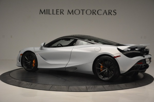 New 2019 McLaren 720S Coupe for sale $344,340 at Maserati of Greenwich in Greenwich CT 06830 4