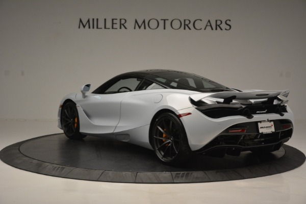 New 2019 McLaren 720S Coupe for sale $344,340 at Maserati of Greenwich in Greenwich CT 06830 5
