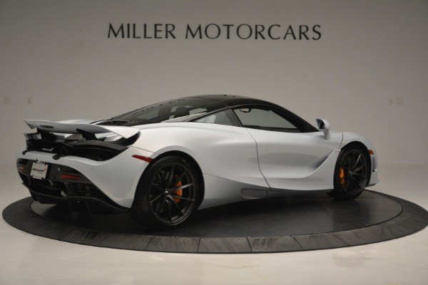 New 2019 McLaren 720S Coupe for sale $344,340 at Maserati of Greenwich in Greenwich CT 06830 8