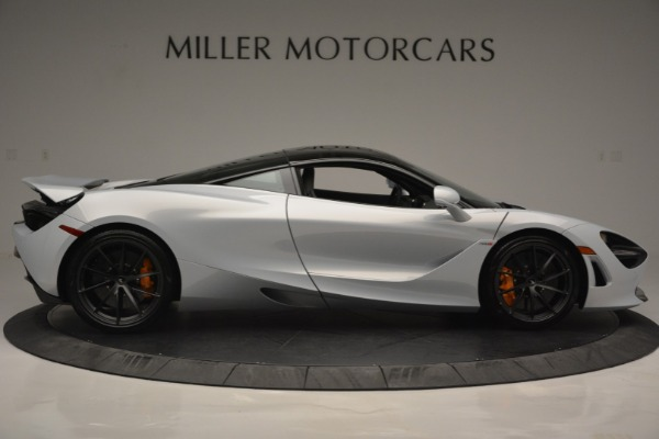 New 2019 McLaren 720S Coupe for sale $344,340 at Maserati of Greenwich in Greenwich CT 06830 9