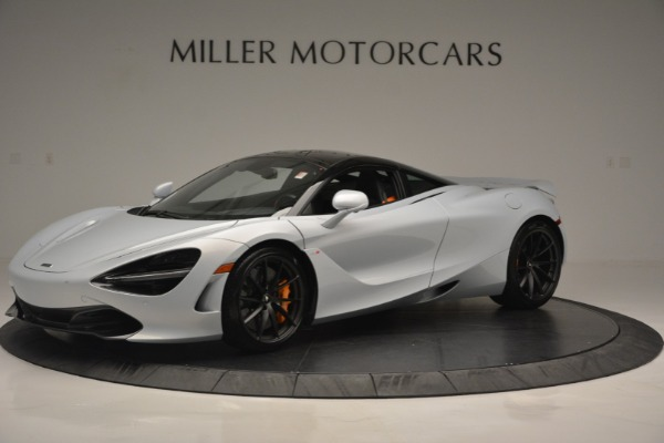 New 2019 McLaren 720S Coupe for sale $344,340 at Maserati of Greenwich in Greenwich CT 06830 1
