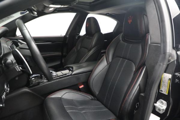 New 2019 Maserati Ghibli S Q4 GranSport for sale Sold at Maserati of Greenwich in Greenwich CT 06830 16