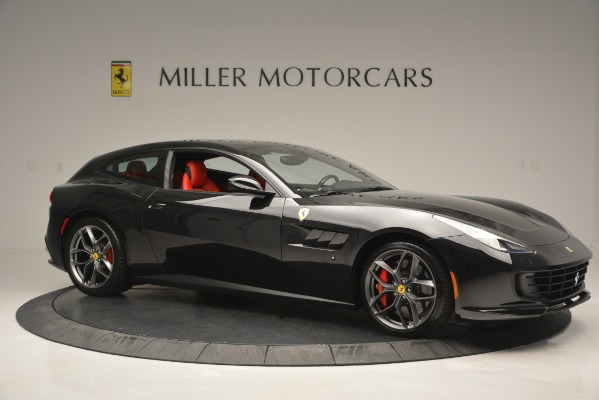 Used 2018 Ferrari GTC4LussoT V8 for sale $215,900 at Maserati of Greenwich in Greenwich CT 06830 10