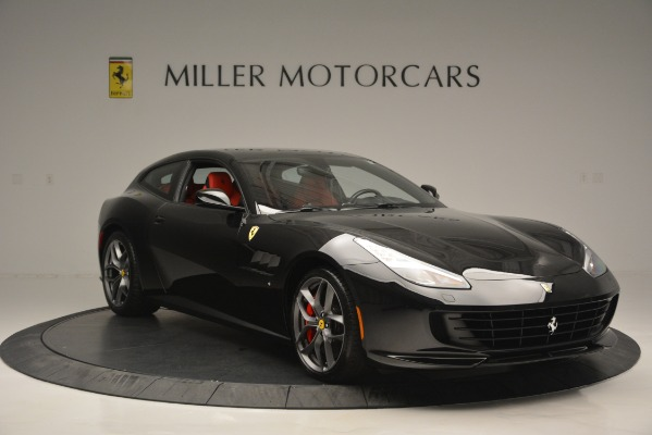 Used 2018 Ferrari GTC4LussoT V8 for sale $215,900 at Maserati of Greenwich in Greenwich CT 06830 11