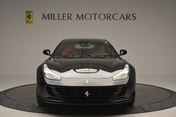 Used 2018 Ferrari GTC4LussoT V8 for sale $215,900 at Maserati of Greenwich in Greenwich CT 06830 12