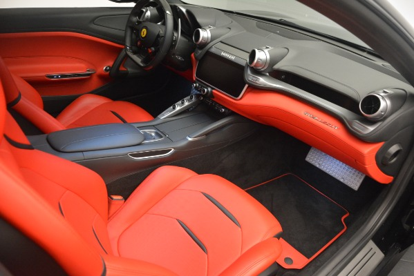 Used 2018 Ferrari GTC4LussoT V8 for sale $215,900 at Maserati of Greenwich in Greenwich CT 06830 19