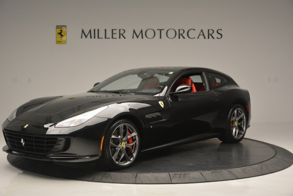 Used 2018 Ferrari GTC4LussoT V8 for sale $215,900 at Maserati of Greenwich in Greenwich CT 06830 2