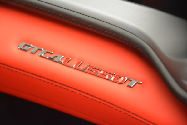 Used 2018 Ferrari GTC4LussoT V8 for sale $215,900 at Maserati of Greenwich in Greenwich CT 06830 25