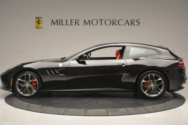 Used 2018 Ferrari GTC4LussoT V8 for sale $215,900 at Maserati of Greenwich in Greenwich CT 06830 3