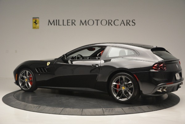 Used 2018 Ferrari GTC4LussoT V8 for sale $215,900 at Maserati of Greenwich in Greenwich CT 06830 4