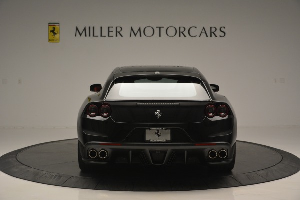 Used 2018 Ferrari GTC4LussoT V8 for sale $215,900 at Maserati of Greenwich in Greenwich CT 06830 6